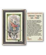 St. Michael the Archangel Medal, Chain & Prayer Card - $65.99