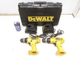 "DeWalt DW927 DW953 Cordless 3/8"" Adjustable Clutch VSR Drill Driver 12v ... - $65.44"