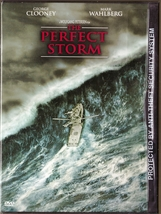 The Perfect Storm DVD George Clooney Mark Wahlberg Diane Lane Brand New ... - $3.99