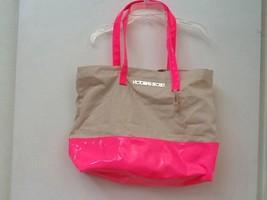 NEW Victoria's Secret  LARGE Logo Tote Purse/ Beach Bag - $23.95