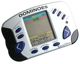 Electronic Double Six Dominoes - $51.92
