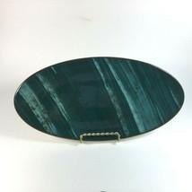 """World Tableware 12"""" Ceramic Oval Platter Retired - $9.99"""