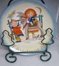 Sacred Journey Hummel Plate 1976 - $10.29