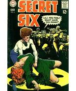 Secret Six #6 FN; DC | save on shipping - details inside - $9.25