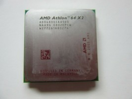 AMD Athlon 64 X2 4800+ 2.5GHz Dual-Core (AD04800IAA5D0) Processor - $199.99