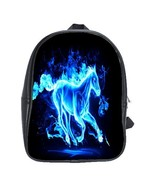 Scbag0190 backpack school bag limited animal editions horse with thumbtall