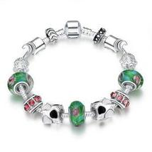 Delicious Cotton Candy Pandora Inspired Bracelet - $27.54