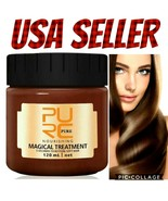 Magical Hair Treatment Mask Tonic Keratin Hair 5 Sec Repairs Damage Rest... - $4.99
