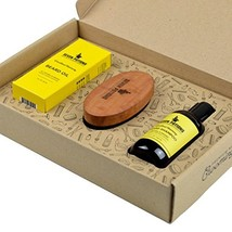 Seven Potions Beard Grooming Set Woodland Harmony. Beard Oil, Beard Shampoo and  image 1