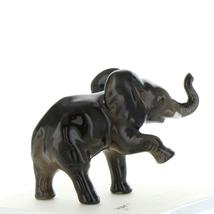 Hagen Renaker Wildlife Elephant Walking Baby Ceramic Figurine