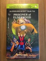 Endless Quest #32 - Prisoner of Elderwood - 1st Print - Feb 1986 Rare High Grade - $58.72