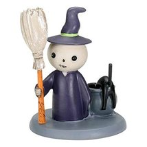 YTC Lucky The Skeleton Witch Figurine - $19.79