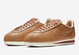 Nike Classic Cortez Maria Sharapova Sneakers Brown Camel LA 2 Womens BV9... - $108.72