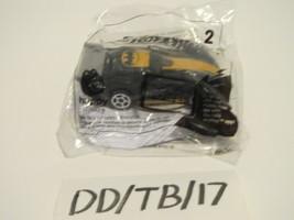 Batman Hot Wheels Ford Mustang BatMobile McDonalds Happy Meal Toy 2016 NIP - $7.99