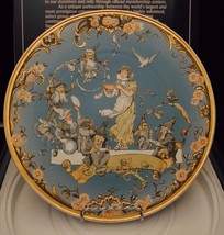 """1980 Villeroy & Boch Collectable Plate """"Snow White and The Seven Dwarfs"""" - $65.44"""