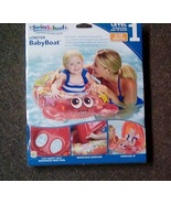 Swim School Level 1 Lobster Baby Boat 6-18 months - $2.00