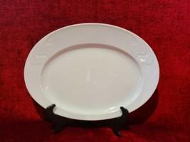 """Rosenthal Asymmetria White 15 1/4"""" Serving Platter - $65.33"""