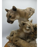Mill Creek Studios -The Lair By Randall Reading - Wild Cats Sculpture  - $118.75