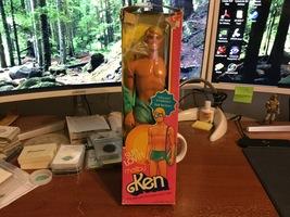 1978 Mattel Sun Lovin Malibu Ken Barbie Doll #1088 NIB Box Top Missing - $24.95