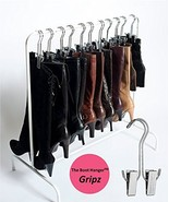 Boot Organizer: The Boot Rack Garment & Boot Rack - Fits in Most Closets... - $57.64