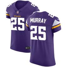 Minnesota Vikings #25 Latavius Murray Purple Men's Stitched Elite Jersey  - $54.99