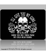 MAN CAVE 2nd Amendment Guns From My Cold Dead Hands Mancave Gun Store Sign - $15.83