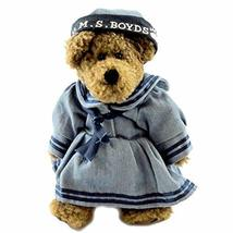 """Mercedes Fitzbruin 8"""" Boyds Plush (Retired) - $22.50"""