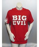 Retro WWE Shirt - Undertaker Big Evil Fighting is a Lifestyle - Men's Large - $125.00