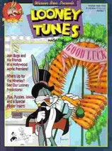 Looney Tunes Magazine #1 DC Comics 1989 NEW UNREAD VERY FINE- - $3.50