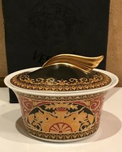 Versace by Rosenthal Sugar Bowl with a lid 0.20l Medusa Ikarus NEW - $227.70