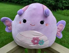 Brenda the Purple Butterfly Squishmallow 16 inch Purple October 2019 - $34.60