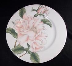 "Fitz & Floyd Summer Rose dessert or salad plate 7.5"" 1979 Japan - $12.84"