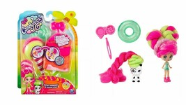 Candylocks Doll + Pet - Kiwi Kimmi & Hank-ster - $17.26