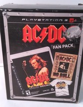 """AC/DC Fan Pack: Includes Playstation 3 Edition of """"AC/DC Live: Rock Band... - $18.59"""