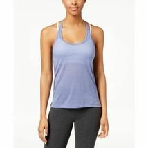 Nike Womens Miler Running Tank Top Purple Slate/Heather - $28.26
