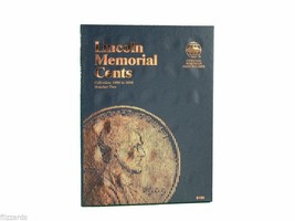 Lincoln Memorial Cent # 2, 1999-2009  Coin Folder by Whitman - $5.99