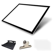 Huion Thin light PAD 5mm LED Drawing Copy Tracing Stencil Board Table Ta... - $116.89