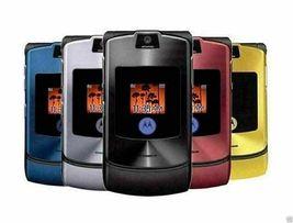 Authentic ORIGINAL Motorola V3i Pinky Flip 100% UNLOCKED 2G Cell Phone WARRANTY image 7