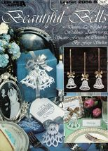 16 Wedding Anniversary Shower Favors Christmas Bells Crochet Patterns - $12.99