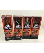 Jurassic World Dino Rivals Indoraptor Owen Figure Dinosaurs Lot Fallen K... - $178.15