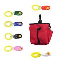YUNHENG 6 Pcs Dog Training Clicker, Dog Treat Training Pouch – Easily Ca... - $19.24 CAD