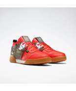 Reebok Mens Workout Plus ATI Training Shoes EH0134 Black / Red Multi Siz... - $54.98