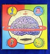 Cranium Board Game, w/Cranium Clay 2002 Family Fun Game Mint  - $16.65