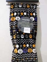 Halloween Andirondack By Berkshire Skull Pumpkin PlushThrow Blanket 50x70 - $32.95 CAD