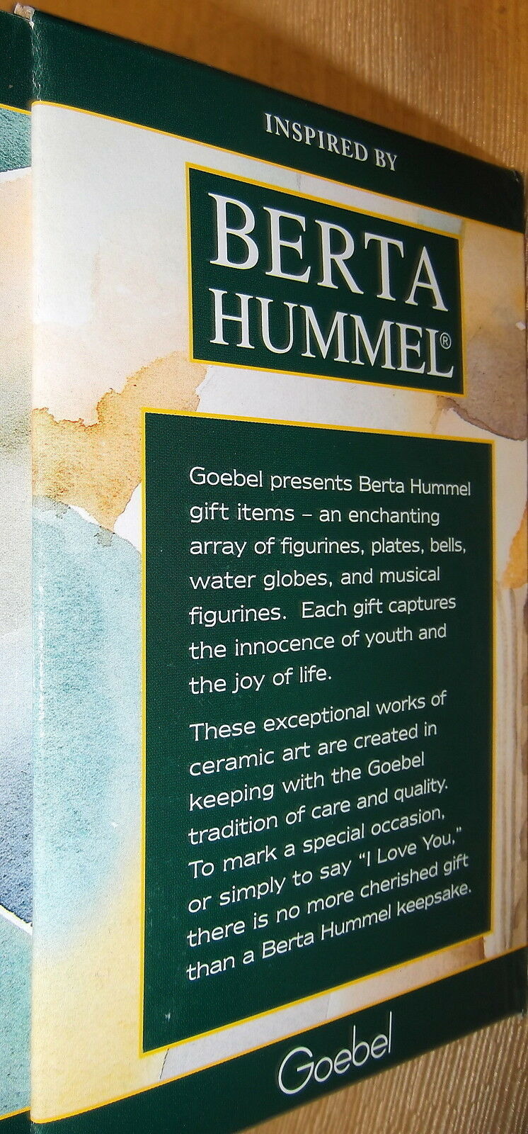 Goebel Berta Hummel Boy With Calf Ornament #935086