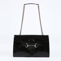 Gucci Medium Emily Horsebit Shoulder Bag - $905.00