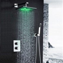 Sagua Wall Mounted LED Shower Set - $740.00