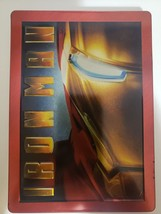 Iron Man (Exclusive 2 DVD Limited Issue Steel Book Packaging) (2008) image 1