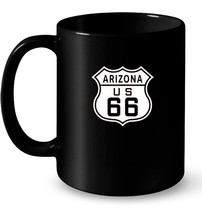 Route 66 Arizona Gift Coffee Mug - $13.99+