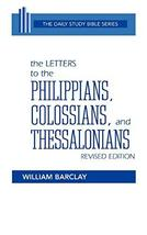 The Letters to the Philippians, Colossians, and Thessalonians (Daily Stu... - $6.46